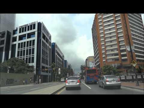 Avenida Francisco De Miranda, Caracas
