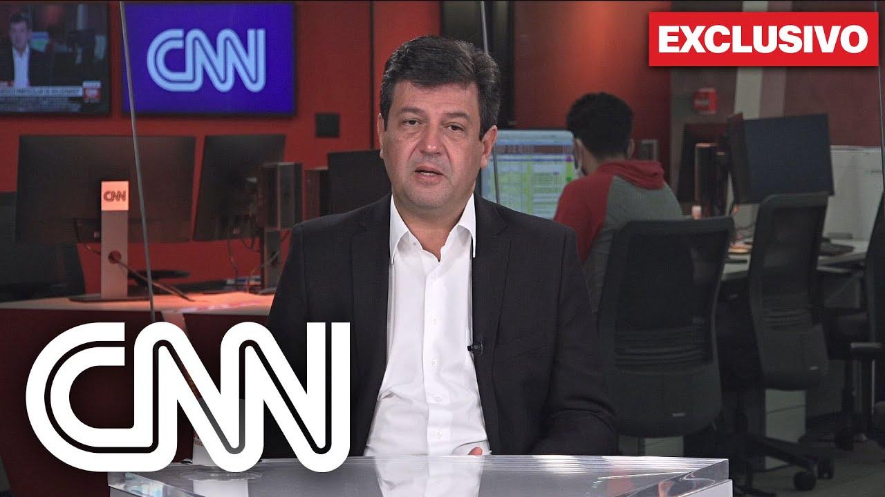 Notícias - Exclusivo: Mandetta diz que divulgação de exames de Bolsonaro é questão política - online