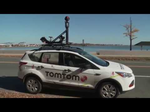 NVIDIA and TomTom: Mapping the Road Ahead