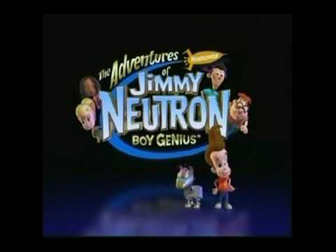Jimmy Neutron Theme Song Credits Version Instrumental