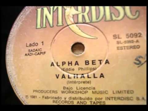 Valhalla - ALPHA BETA - INVASORES DEL ESPACIO