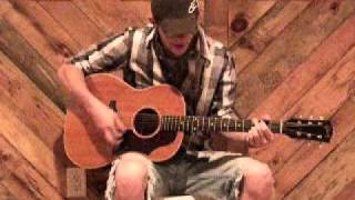 """You Promised"" Brantley Gilbert Cover"