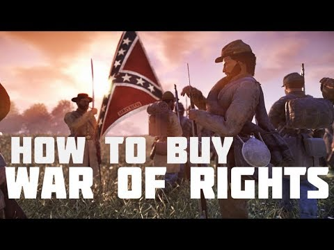 How to Buy War of Rights