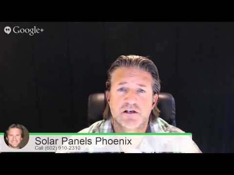 Why Thin Film Solar Panels work best in the Phoenix Metro Area
