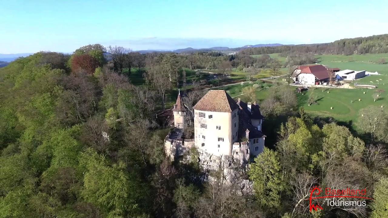 Baselland Tourismus Schloss Wildenstein Youtube
