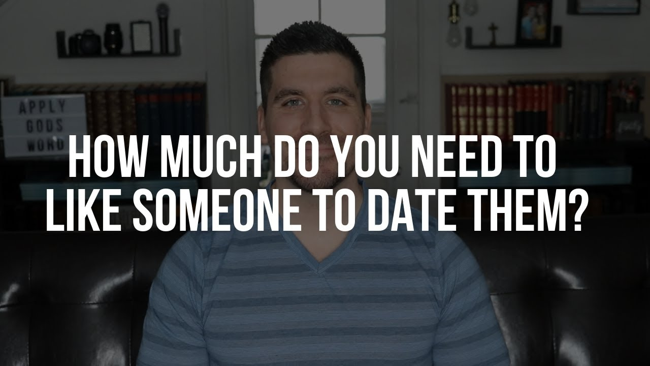 Should You Ever Try to Date Someone You Don't Like that Much? (3 Christian Dating Tips)