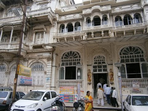 Kaanch Mandir, Indore - Kanch Mandir -  Indore Temples -