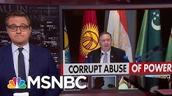 Chris Hayes: President Donald Trump's Allies Have No Defense | All In | MSNBC