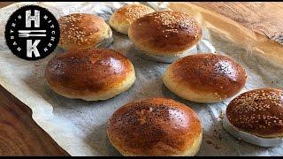 Spelt Brioche burger rolls Super quick 25-30 minute recipe