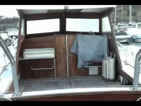 barca da restaurare  YouTube