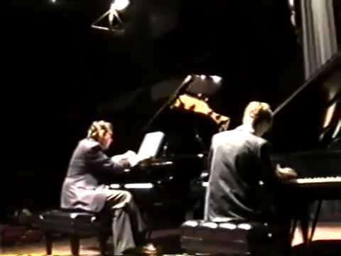 John Browning Masterclass Aaron Copland Piano Variations