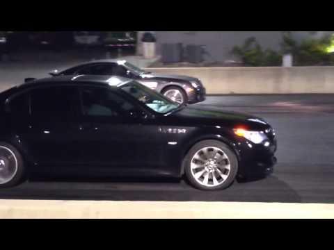 Crossfire SRT-6 Vs BMW M5