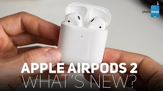 Apple AirPods (2019) Review: What's New?