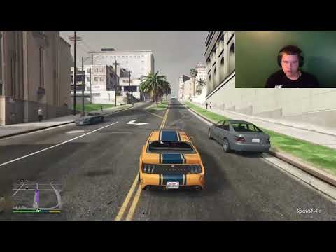 Grand Theft Auto V Free-Run [8] Anger Management Issues