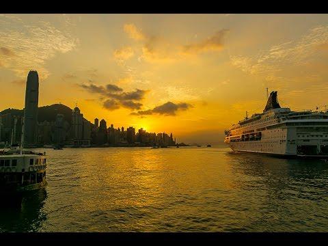 Hong Kong za 4 hodiny