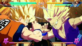 Dragon Ball FighterZ - GC:Direct-feed gameplay #1