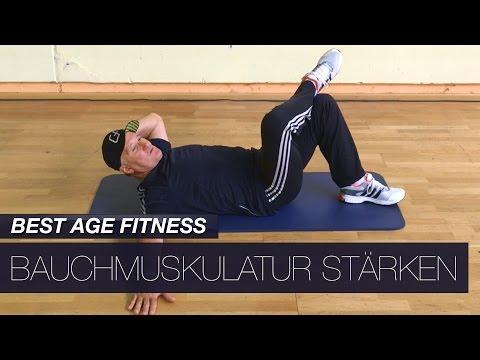 Best Age Fitness | Bauchmuskulatur stärken 50+ | Richtige Ausführung für nachhaltige Ergebnisse