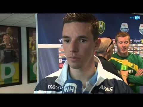 """""""Teleurstellende wedstrijd"""", aldus Nick Viergever"""