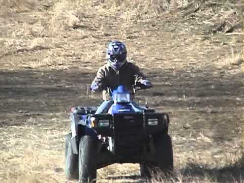 Off Road in Kansas -- Dirt Bike & ATV