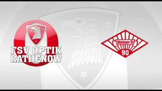 FSV Optik Rathenow - Malchower SV 03.06.2018