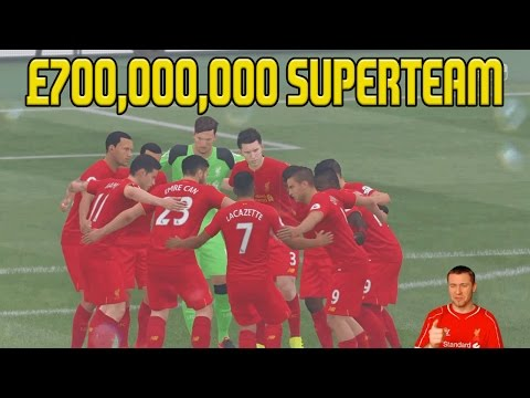 £700,000,000 SUPERTEAM IN CHAMPIONS LEAGUE CHALLENGE! | FIFA 17 Liverpool Career Mode #159