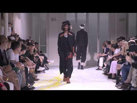 Yohji Yamamoto Homme Spring/Summer 2015 - Menswear Paris Fashion Week
