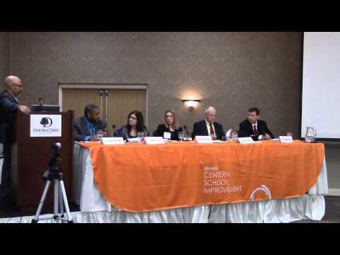 Illinois CSI panel on district and school turnaround