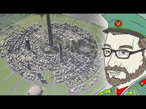 BEST PUBLIC TRANSPORT!! Cities: Skylines Building Vladistan #18