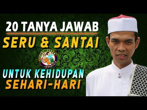 30 TANYA JAWAB SANTAI DAN ADEM   Ustad Abdul Somad, Lc., MA