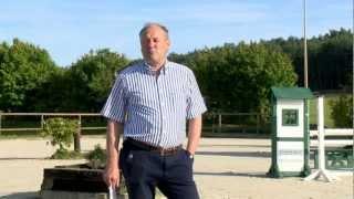 Der grüne Sand Reitplatzbau