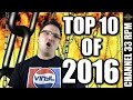 THE TOP 10 hard rock & metal albums 2016 | My picks, what are YOUR picks?