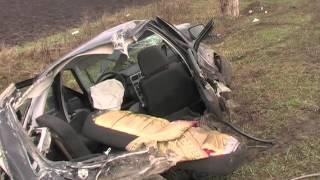 Авария на трассе Ростов-Баку