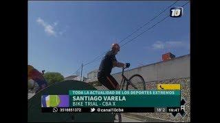 Santiago Varela - CBA X - Bike Trial