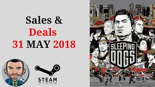 Steam Sales and Deals 31st May 2018 | Low Budget Gaming