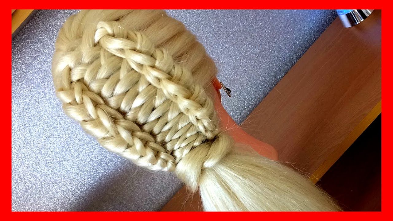 3d Knot Simple Hairstyle Hairglamour Styles Braids Hair