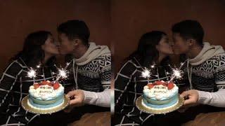 亀田和毅、結婚3周年を祝いキスショット公開「必ず世界チャンピオンなってシルセを幸せにする!」-めるも シルセ 検索動画 7
