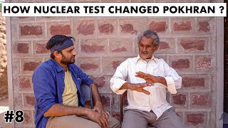 HOW INDIA CONDUCTED ITS NUCLEAR TEST IN POKHRAN?