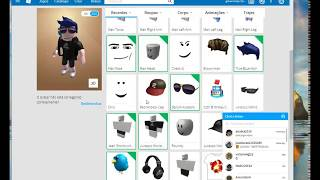 How to edit the character of the ROBLOX and not be more nube