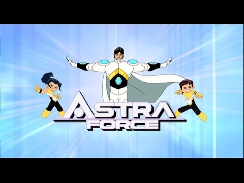 Astra Force   First Look   Coming Soon on Disney Channel