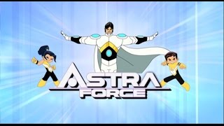 Astra Force | First Look | Coming Soon on Disney Channel