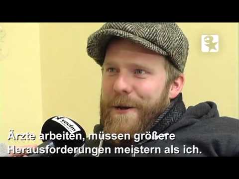Alex Clare im YOU FM Interview