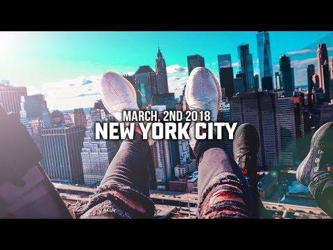 MY 21ST BIRTHDAY | NEW YORK CITY 2018 4K - SHORT FILM