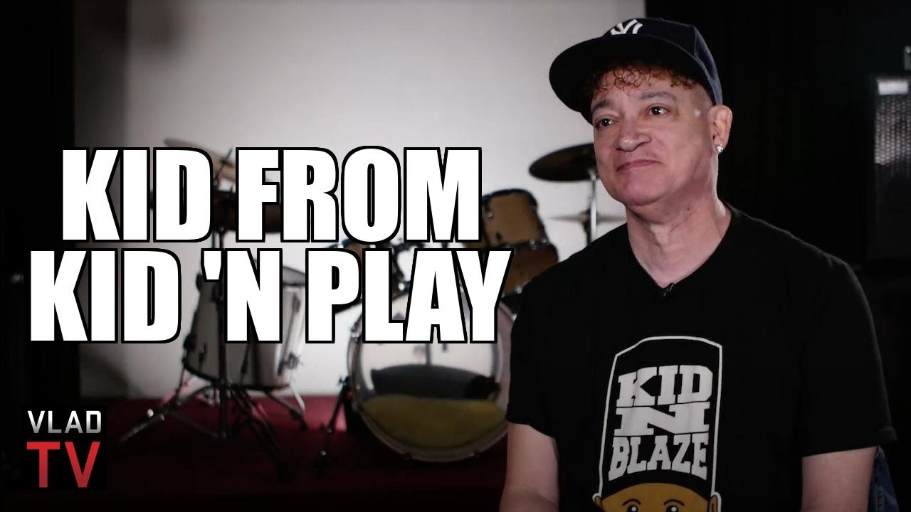 Kid from Kid 'n Play: My Irish Grandparents Disowned My Mom for Having a Black Baby (Part 1)
