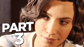 MAFIA DEFINITIVE EDITION Walkthrough Gameplay Part 3 - SARAH (FULL GAME)