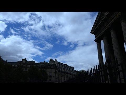 (4K)Travel to Paris 2014 - Église de la Madeleine マドレーヌ教会