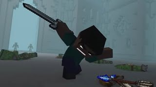 New Minecraft Video Battle of the Glitches Ep. 2 ♫ Message ♫ Song and Animation