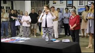 Wilmington Mayor Pro Tem Margaret Haynes at Art of the Image '19