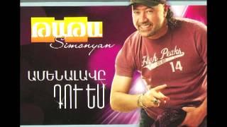 Tata Simonyan - Qeznic Heto // Amena Lave Du es - Vol.8 // 2009