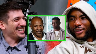 Mike Tyson Should Never Fight Again  | Charlamagne Tha God and Andrew Schulz