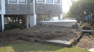 Hurricane Irene - Outer Banks, NC - 2011